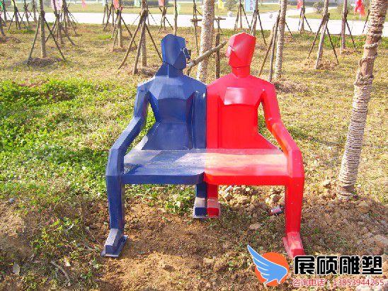 山东展硕雕塑公司不锈钢作品展示